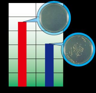 抗菌力の測定